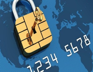 EMV Chips: The Good and the Bad. Lock and key.