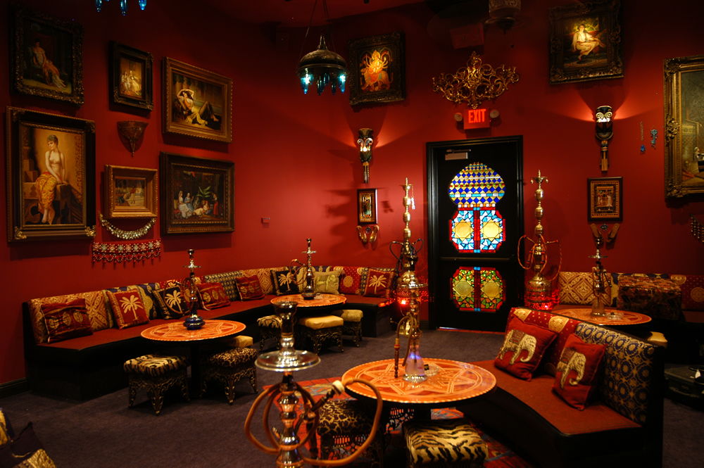 hookah lounge credit card processing