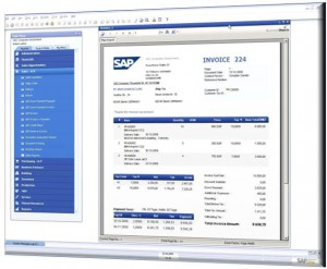 sap business one credit card processing