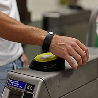 A wristband is one of 3 mobile payment solutions you can wear