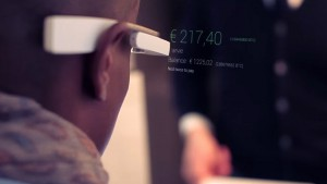 google glass mobile payment