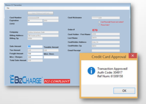 EBizCharge for Macola ERP Systems