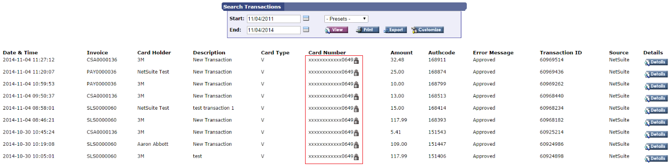 Magento payment processing EBizCharge gateway
