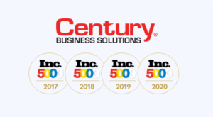 century inc win